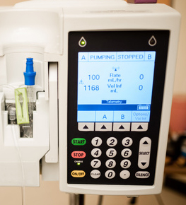 Infusion pump device