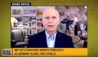 IMF: Global trade tensions deepen Eurozone economy slowdown