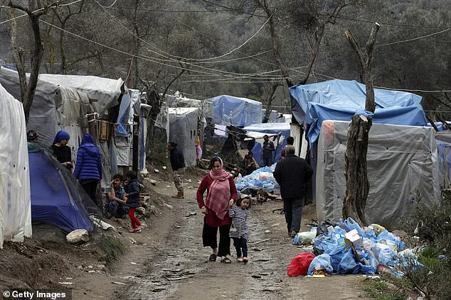 یونان: مہاجرین خیمہ بستی کورونا اور حاملہ خواتین کے حوالے سے خطرناک قرار