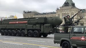 تخفیف جوہری اسلحہ، روس اور امریکہ کے مابین مذاکرات جون میں متوقع، چین کو بھی دعوت