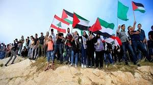 فلسطینی غرب اردن کو اسرائیل میں ضم نہیں کرنے دیں گے:تل ابیب میں لاکھوں لوگوں کا احتجاج