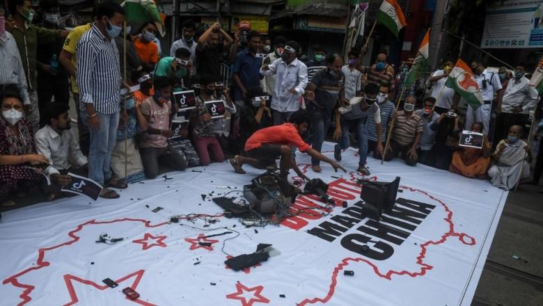 بھارت نے چین میں تیار کردہ امریکی مصنوعات کی درآمد کو روک دیا