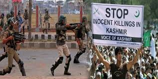 مقبوضہ کشمیر:جہاں دنیا کی سب سے بڑی جمہوریت میں لوگ بنیادی انسانی حقوق سے محروم ہیں۔