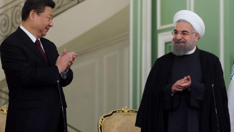 چین اور ایران میں اہم تذویراتی معاہدے کی بازگشت