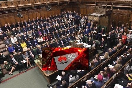 چینی ٹیکنالوجی کا خوف مغربی اعصاب پر سوار: برطانوی پارلیمنٹ میں پیش رپورٹ میں ہواوے کو حکومتی کمپنی قرار دے دیا