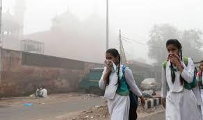 فضائی آلودگی سانس کے علاوہ بینائی کے مسائل کی بڑی وجہ بن رہی ہے، 2040 تک 30 کروڑ افراد فضائی آلودگی کے باعث بینائی کھو سکتے ہیں: تحقیق
