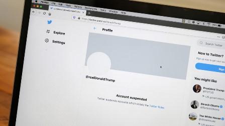 صدر ٹرمپ کا کھاتہ بند کرنے پر حصص بازار میں ٹویٹر کی قدر میں کمی، 5 ارب ڈالر کا نقصان