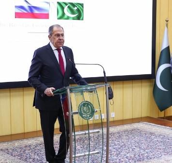 ہندوستان کا روس کو دھوکہ، روسی صدر پوتن کی پاکستان کو بڑی پیشکش: وزیر خارجہ سرگئی نے دورہ پاکستان میں اہم پیغام پہنچایا، ذرائع