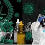 وباء اور دوا کی تشہیر