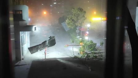چین کے مشرقی شہر نانتونگ میں طوفان نے تباہی مچا دی: 11 افراد کے جاں بحق، 102 کے زخمی ہونے کی اطلاعات – ویڈیو