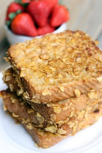 Kentucky Crunch French Toast