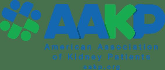 American Association of Kidney Patients Logo