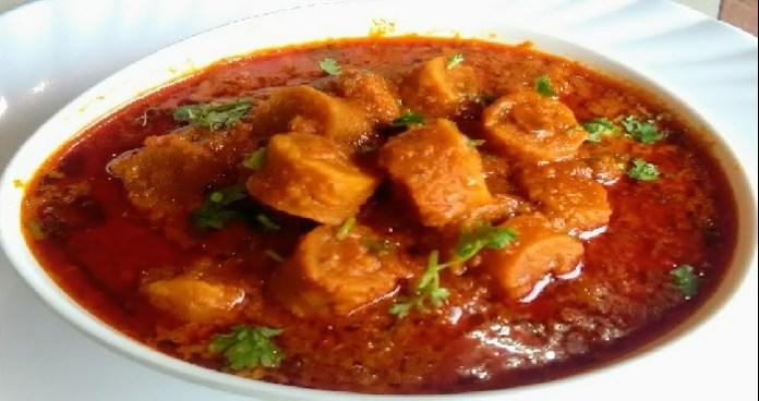 Gatte Ki Sabzi Recipe