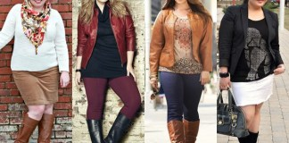 Fashion Outfits for Fat Women