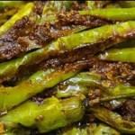 Tali Hari Mirch Ka Achar Recipe