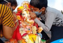 Ganesh Visarjan 2020