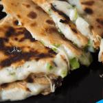 Cheese Chilli Paratha Recipe