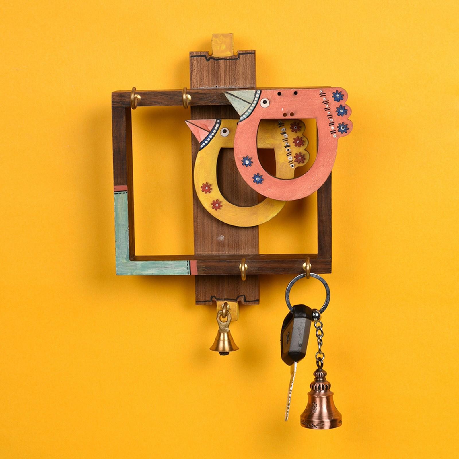 Handcrafted Key Hanger for Decoration