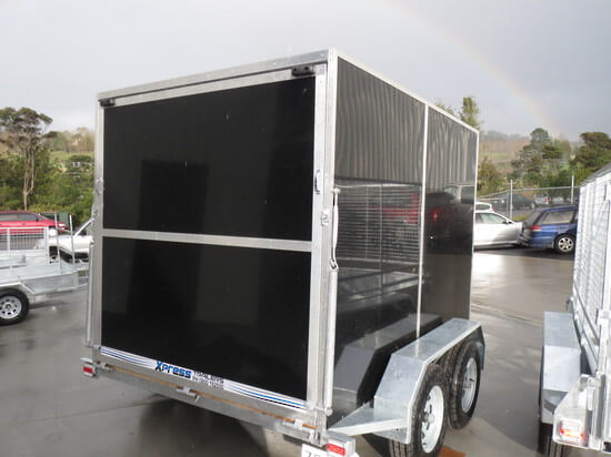 8x5 Enclosed Trailer