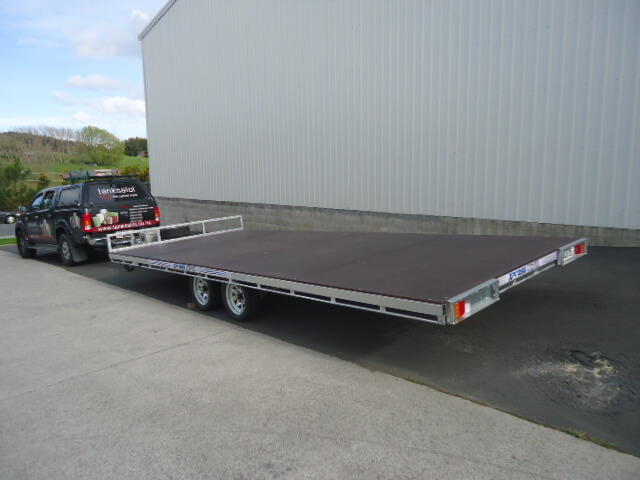 Flat Deck Trailers NZ