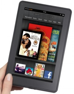 The Kindle Fire