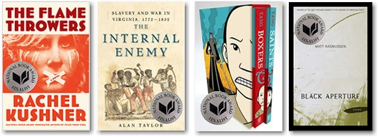 Favorite National Book Award Finalists