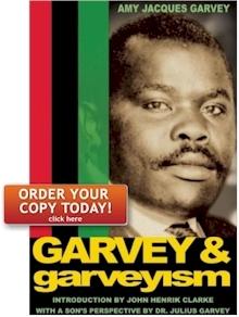 Order by Garvey & Garveyism by Amy Jacques Garvey