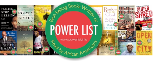 Top 40 Books Read by African Americans