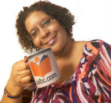 "Poet, Mica Furlow's AALBC.com ""Mug Shot"""
