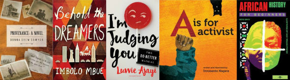 AALBC bestselling book March April 2017