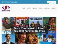 Book website Eye See Me