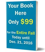 Put Your Book on AALBC.com for the Entire Fall