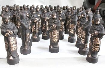 Aalborgmanden bronze