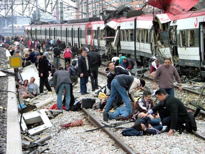 Terrorist bombing