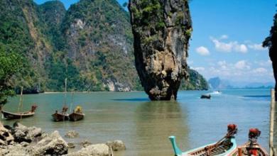 السياحية في تايلاند