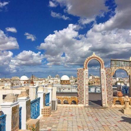 العاصمة التونسية