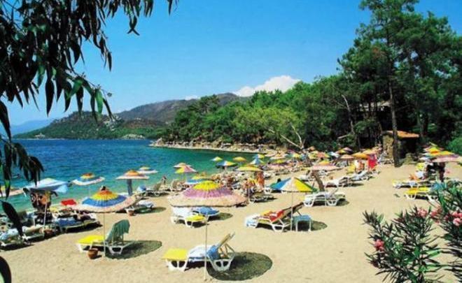 الأماكن السياحية في مرمريس
