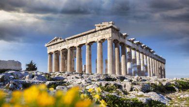 المعالم الأثرية في اليونان