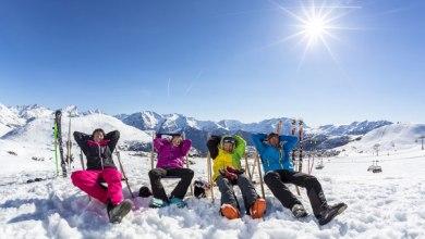أفضل الأماكن السياحية للتزحلق على الجليد