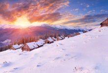 أفضل الأماكن للسياحة في الشتاء