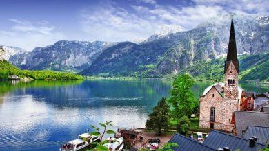 السياحة في الشتاء في النمسا