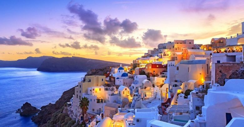 السياحة في الشتاء في اليونان