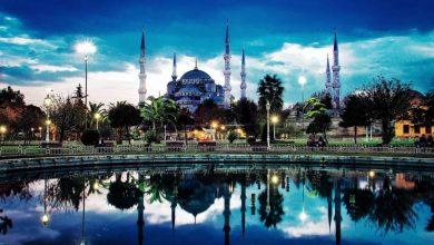 السياحة في الشتاء في تركيا