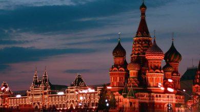 السياحة في روسيا فصل الشتاء