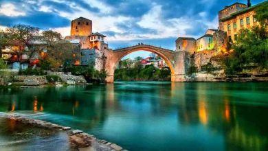 السياحة في فصل الشتاء في البوسنة والهرسك