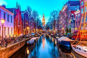 السياحة في مدينة أمستردام