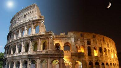المعالم السياحية في روما