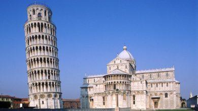 المعالم السياحية في مدينة بيزا
