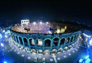 مسرح إيرينا الروماني