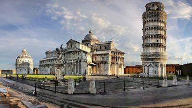 المعالم السياحية في بيزا ساحة دي ميراكولي